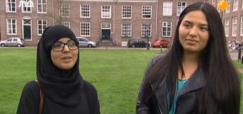 Jongeren omarmen Islam
