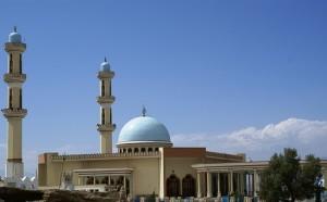 Akhond zadah Mosque Nangarhar